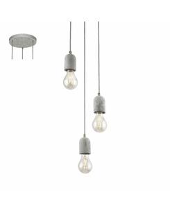 Подвесной светильник EGLO 95523 Silvares