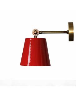 Бра PikArt 3145-2 красная