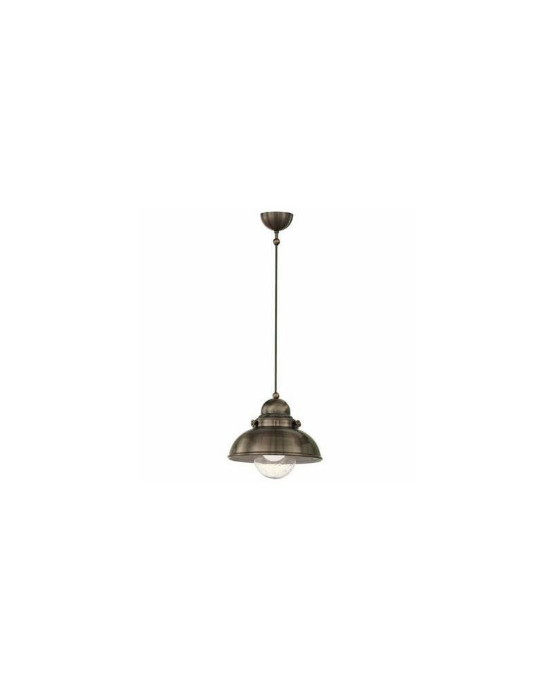 Подвесной светильник Ideal Lux / Идеал Люкс SAILOR SP1 D29 BRUNITO