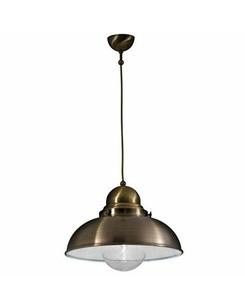 Подвесной светильник Ideal Lux / Идеал Люкс SAILOR SP1 D43 BRUNITO