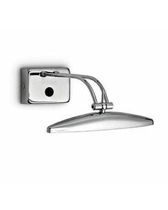 Подробнее о Подсветка для картин Ideal Lux / Идеал Люкс MIRROR-20 AP2 CROMO