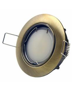 Точечный светильник Светкомплект DT 02 AB