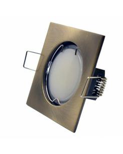 Точечный светильник Светкомплект DS 10 AB
