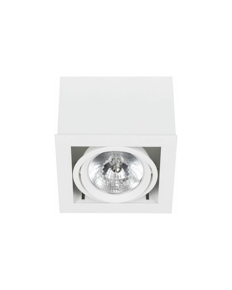 Точечный светильник Nowodvorski 6455 BOX WHITE-WHITE