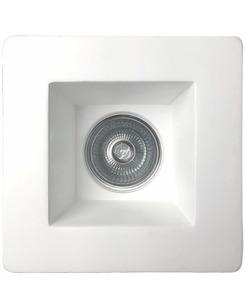 Гипсовый светильник GLLS 22
