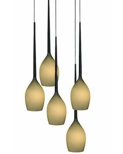 Подвесной светильник Azzardo AZ1222 OLIVE IZZA (MD 1288A 5M)