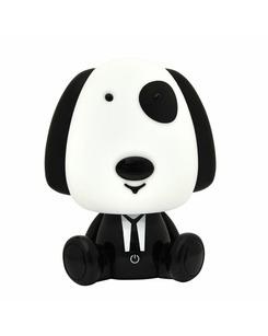 Детский светильник POLUX czarno-biała PIESEK 307668