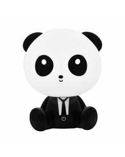 Детский светильник POLUX czarno-biała PANDA 307651