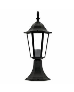 Уличный светильник POLUX LIGURIA-LT GLA104LTLBK 201942