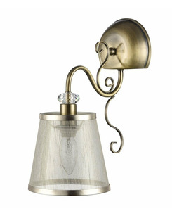Бра Freya FR405-01-R/FR2405-WL-01-BZ Driana Antique bronze