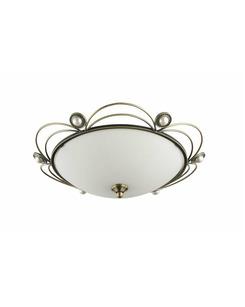 Потолочный светильник Freya FR700-03-R/FR2700-CL-03-BZ Amado Bronze