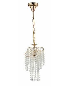 Люстра подвесная Freya FR129-01-G/FR1129-PL-01-G Picolla Gold