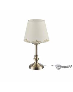 Настольная лампа Freya FR2539-TL-01-BS Ksenia Brass