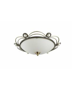 Потолочный светильник Freya FR700-02-R/FR2700-CL-02-BZ Amado Bronze