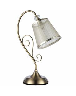 Настольная лампа Freya FR405-00-R/FR2405-TL-01-BZ Driana Antique bronze