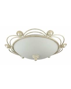 Потолочный светильник Freya FR700-03-W/FR2700-CL-03-WG Amado White gold