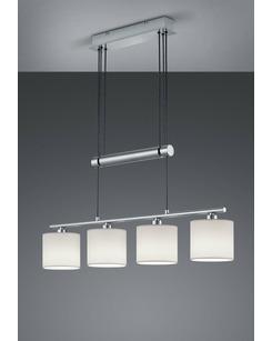 Подвесной светильник Trio 305400401 Garda
