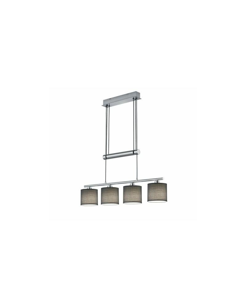 Подвесной светильник Trio 305400411 Garda