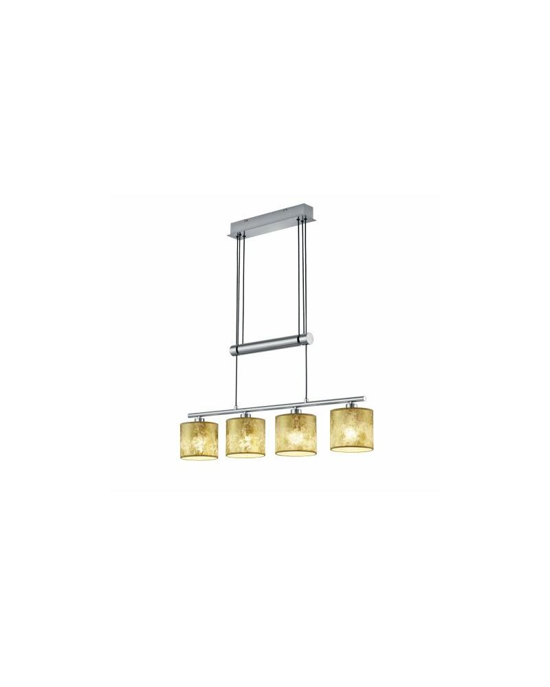 Подвесной светильник Trio 305400479 Garda