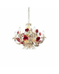 Люстра подвесная Ideal Lux Camilla Sp6 168067