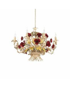 Люстра подвесная Ideal Lux Camilla Sp8 168081