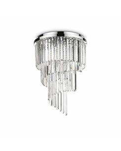 Люстра припотолочная Ideal Lux Carlton Pl12 168937
