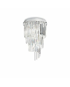 Люстра припотолочная Ideal Lux Carlton Pl8 168920