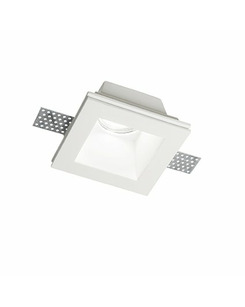 Гипсовый светильник Ideal Lux Samba Fi1 Square Big 139029