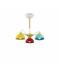 Люстра подвесная Ideal Lux Titti Pl3 157146
