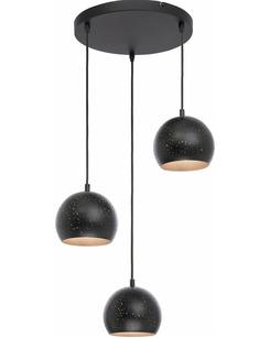 Подвесной светильник TK Lighting 2306 Brillo Black