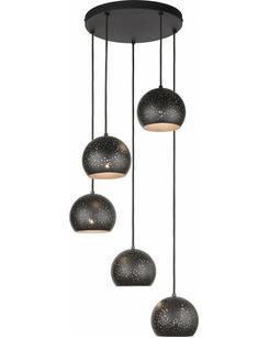 Подробнее о Подвесной светильник TK Lighting 2307 Brillo Black