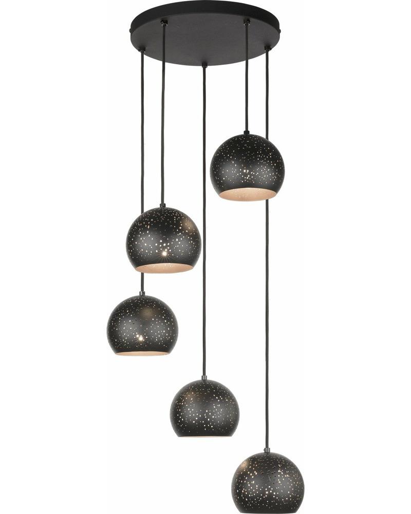 Подвесной светильник TK Lighting 2307 Brillo Black