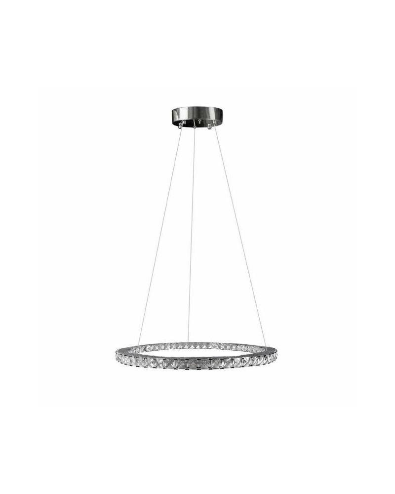 Подвесной светильник Светкомплект ARDIENTE L-CRY-R 60 CH RC