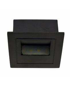 Подробнее о Светильник для лестницы Светкомплект ST-8074 SQ 3W 4100K BK
