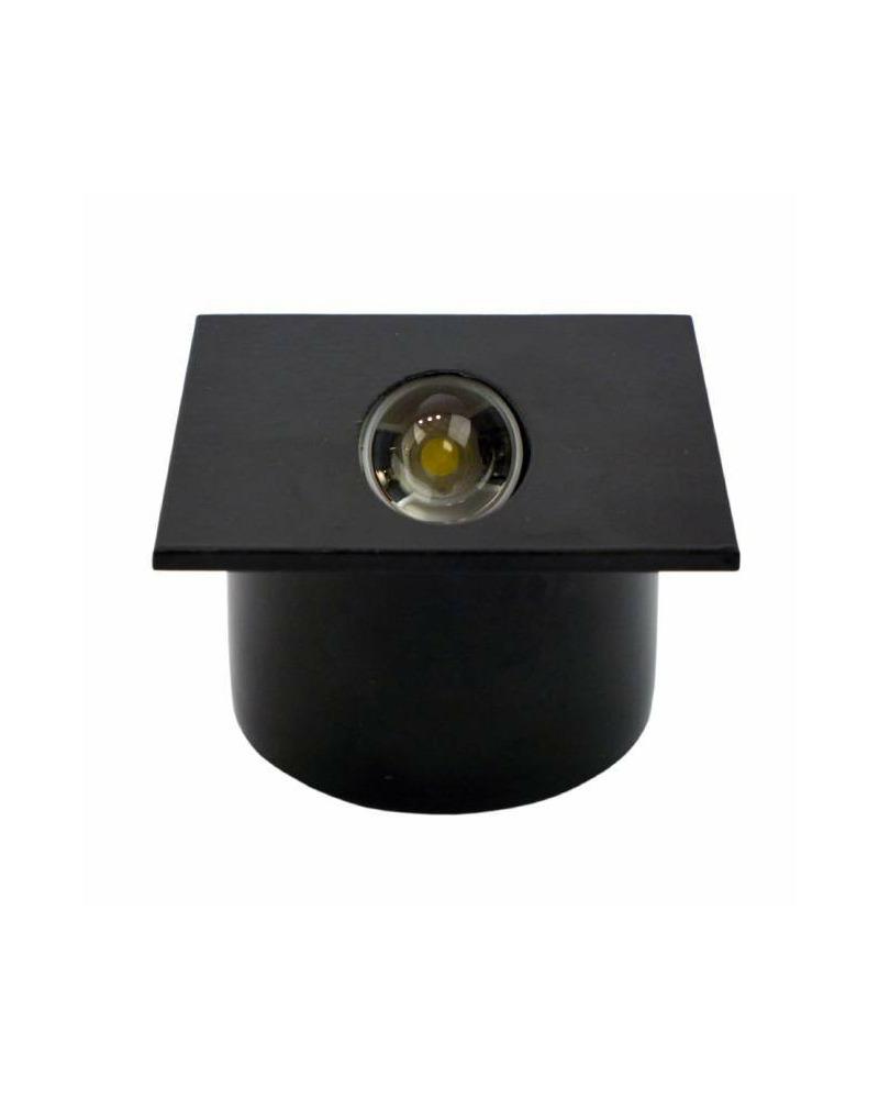 Светильник для лестницы Светкомплект ST-8071 SQ 4100K BK