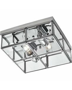 Потолочный светильник Searchlight 6769-26CC Flush