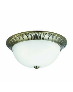 Потолочный светильник Searchlight 4149-38AB Flush