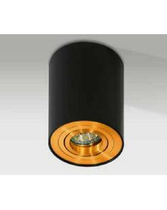 Точечный светильник Azzardo AZ2955 Bross (5901238429555)