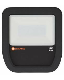 Светильник Ledvance Floodlight LED 10W/3000K BK 100DEG IP65 LEDV (4058075097360)