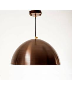 Подвесной светильник PikArt 2314-4 коричневый
