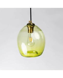 Подвесной светильник PikArt 2059-2 зеленый