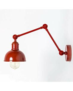 Бра PikArt 2104-2 красная