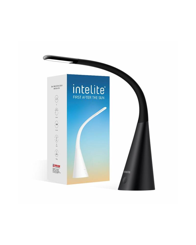 Настольная лампа Intelite DL4-5W-BL Desk Lamp