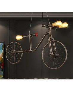 Подвесной светильник Shoploft Industrial Bike L95 H55см (1932)