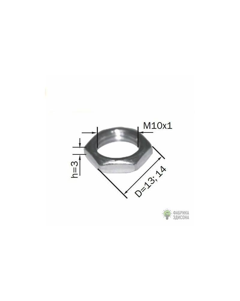 Гайка M10 Retro Bulb 107032-RB