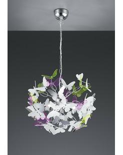 Люстра подвесная Trio R30214017 Butterfly
