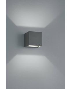 Уличный светильник Trio 226860242 Adaja