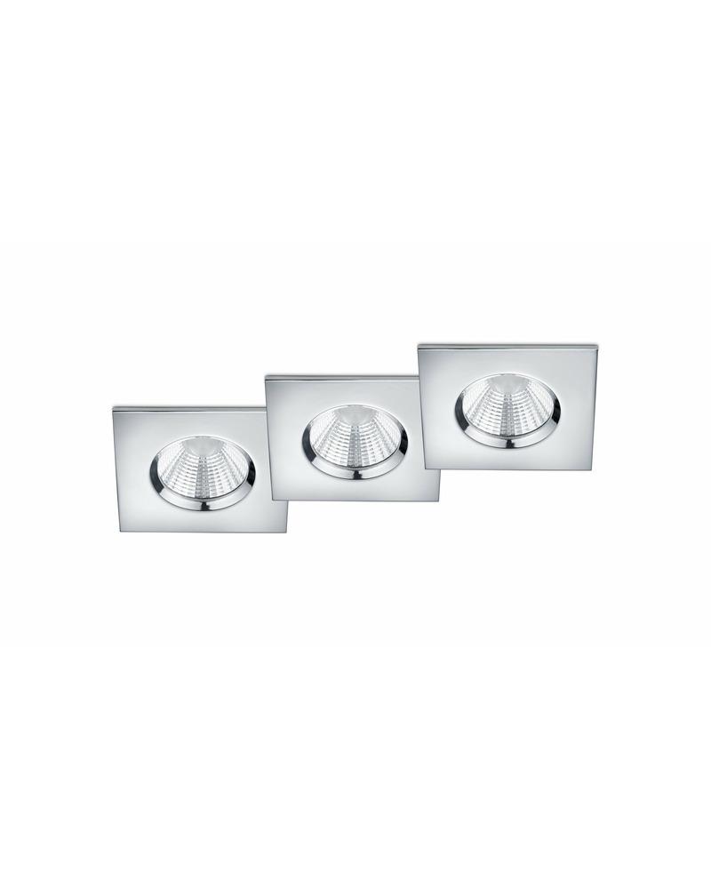 Набор точечных светильников Trio 650610306 Zagros