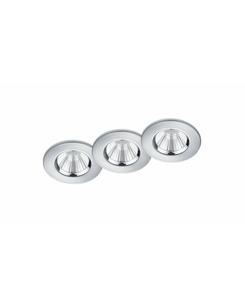 Набор точечных светильников Trio 650710306 Zagros