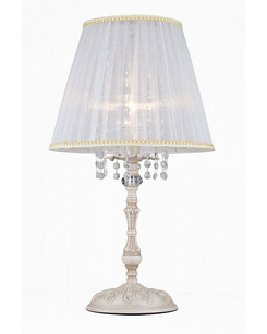 Подробнее о Настольная лампа Freya FR2220-TL-01-W / ARM020-22-W Omela